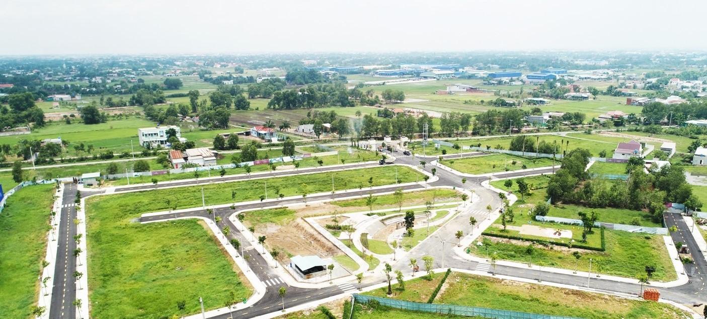 Thị trường bất động sản khu Tây Sài Gòn đang có gì?