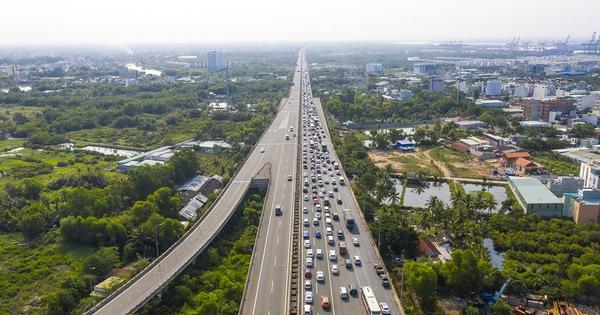 Hơn 24.000 tỷ đồng nâng cấp 7 tuyến đường kết nối TP.HCM - Long An